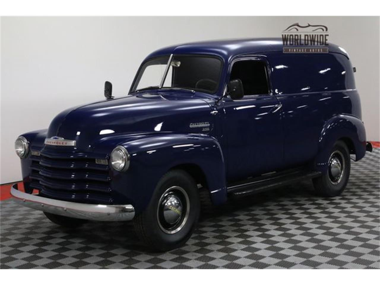 Large Picture of Classic 1950 3100 located in Denver  Colorado Offered by Worldwide Vintage Autos - MA6M