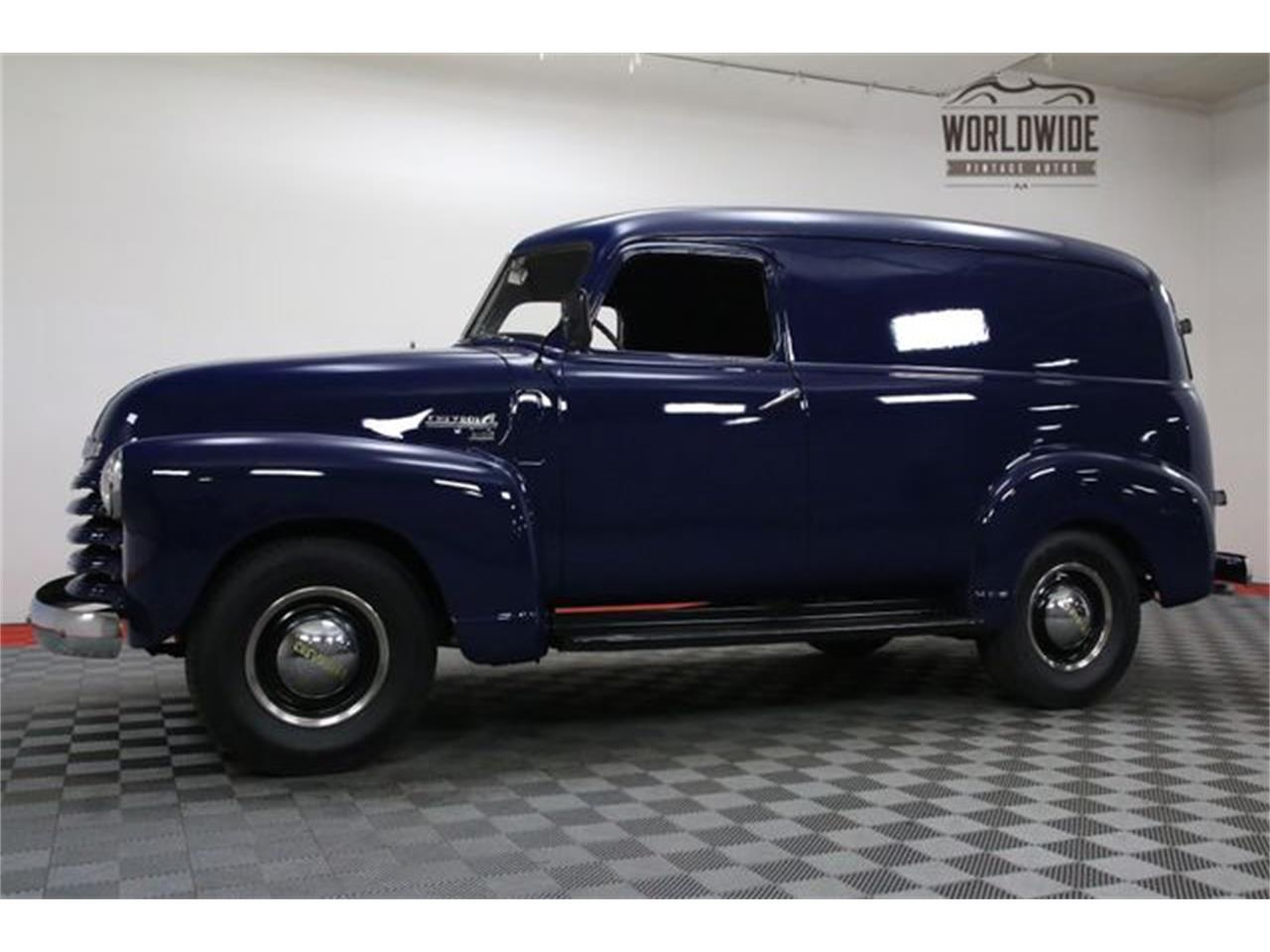 Large Picture of Classic 1950 Chevrolet 3100 Offered by Worldwide Vintage Autos - MA6M