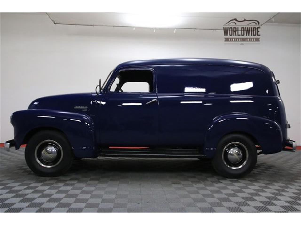 Large Picture of Classic 1950 Chevrolet 3100 located in Colorado Offered by Worldwide Vintage Autos - MA6M