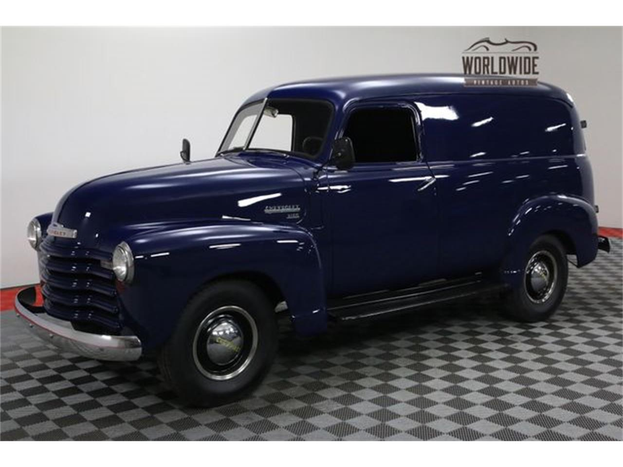 Large Picture of '50 Chevrolet 3100 located in Denver  Colorado Offered by Worldwide Vintage Autos - MA6M