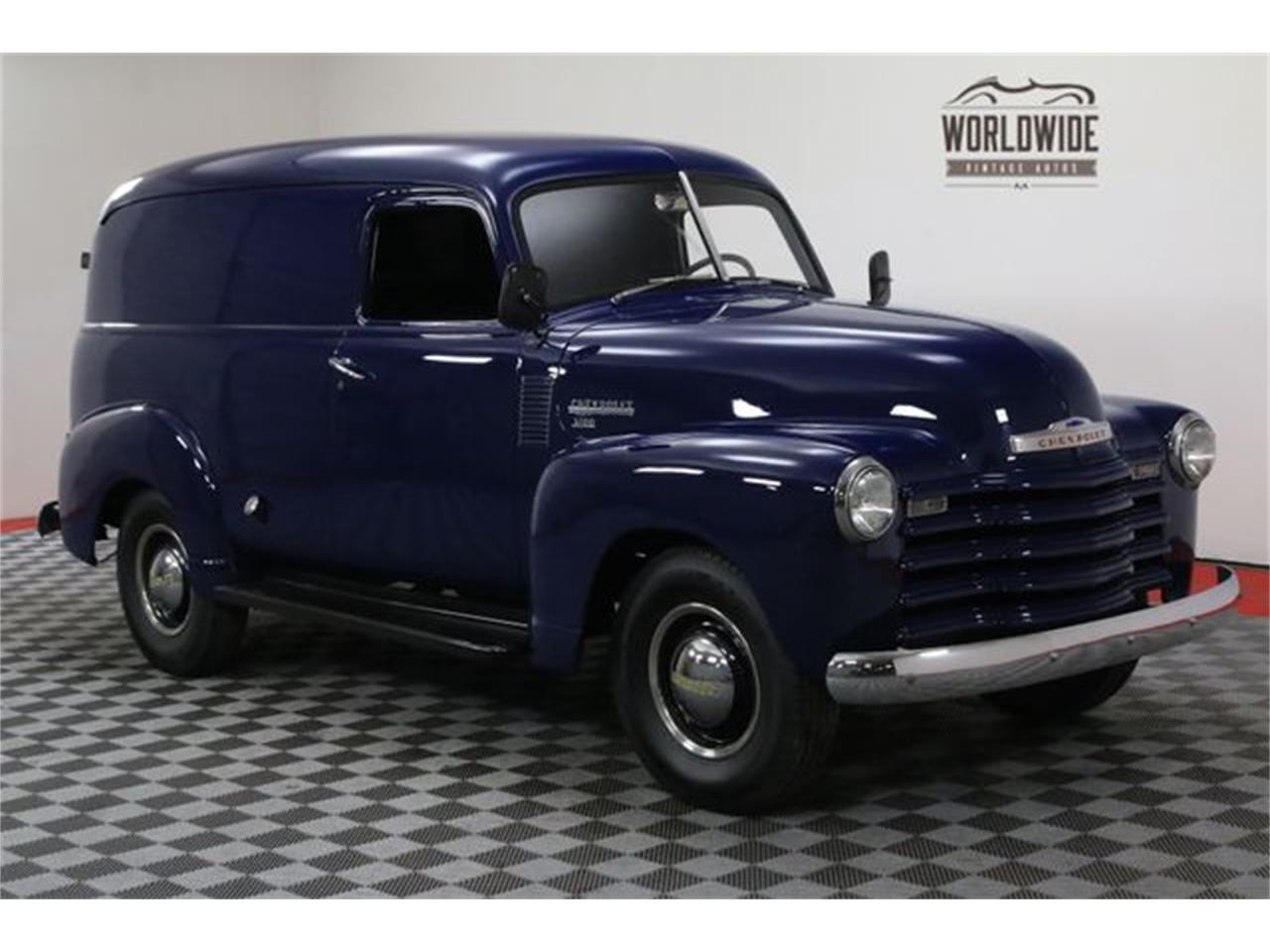 Large Picture of Classic 1950 3100 located in Denver  Colorado - MA6M