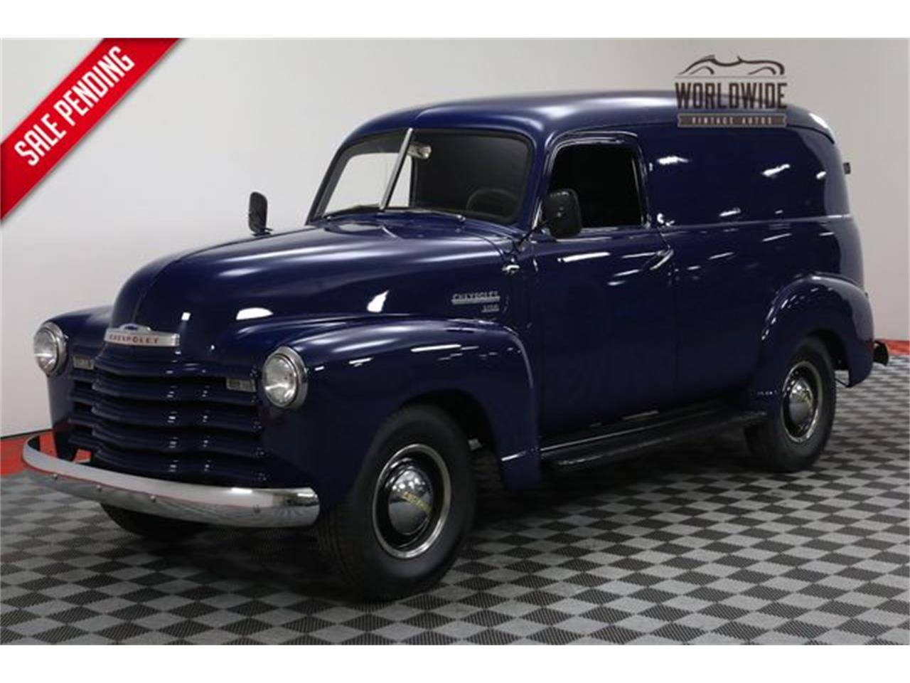 Large Picture of 1950 Chevrolet 3100 Offered by Worldwide Vintage Autos - MA6M