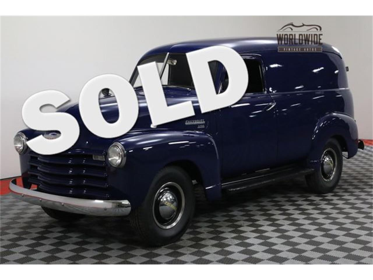 Large Picture of 1950 Chevrolet 3100 - MA6M