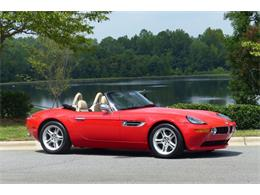 Picture of 2001 BMW Z8 located in North Carolina - $224,990.00 Offered by Hendrick Performance - MA6X