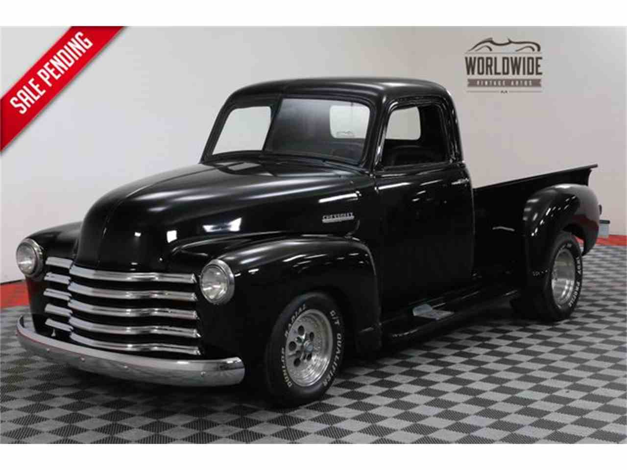 Large Picture of '52 Chevrolet 3100 located in Denver  Colorado - MA73