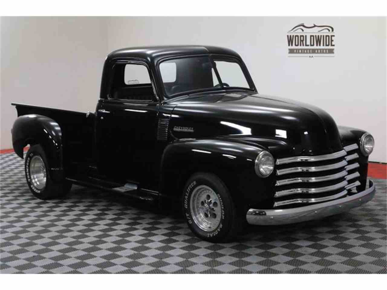 Large Picture of Classic 1952 3100 located in Denver  Colorado - MA73