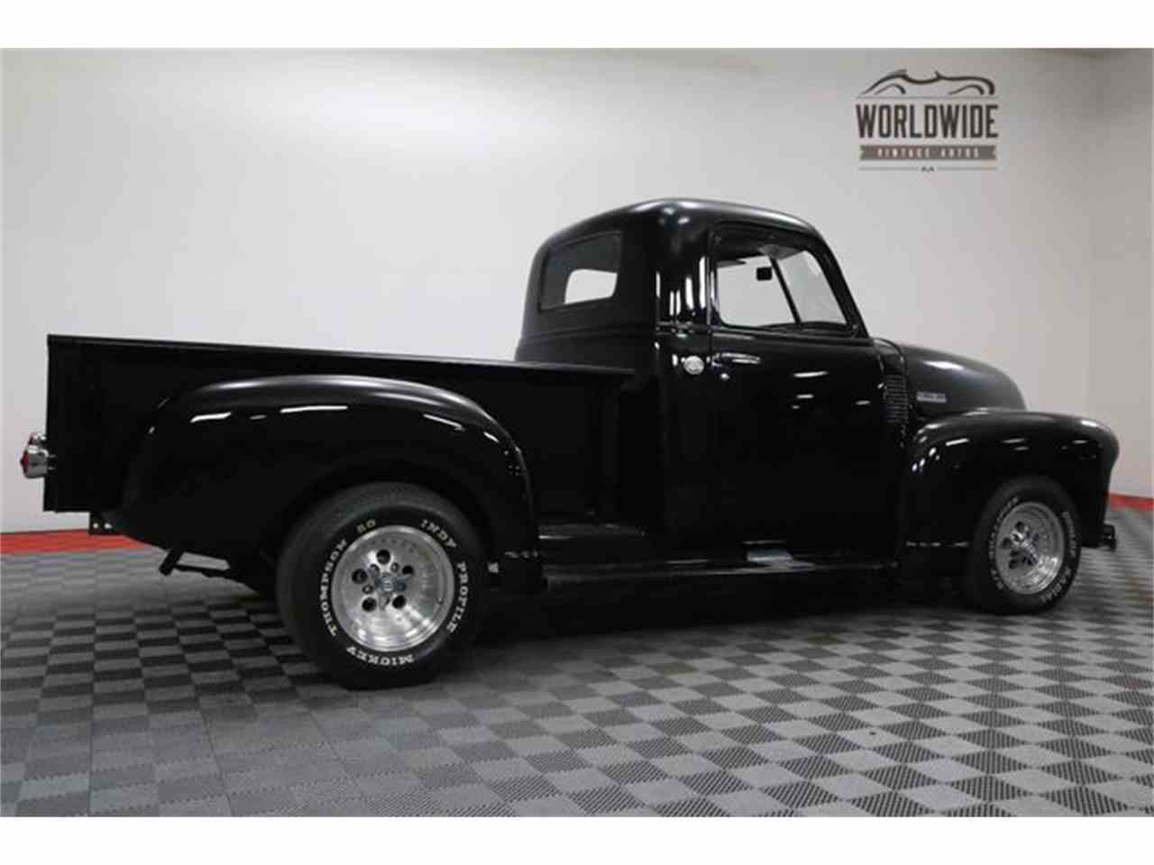 Large Picture of Classic 1952 Chevrolet 3100 located in Colorado Offered by Worldwide Vintage Autos - MA73