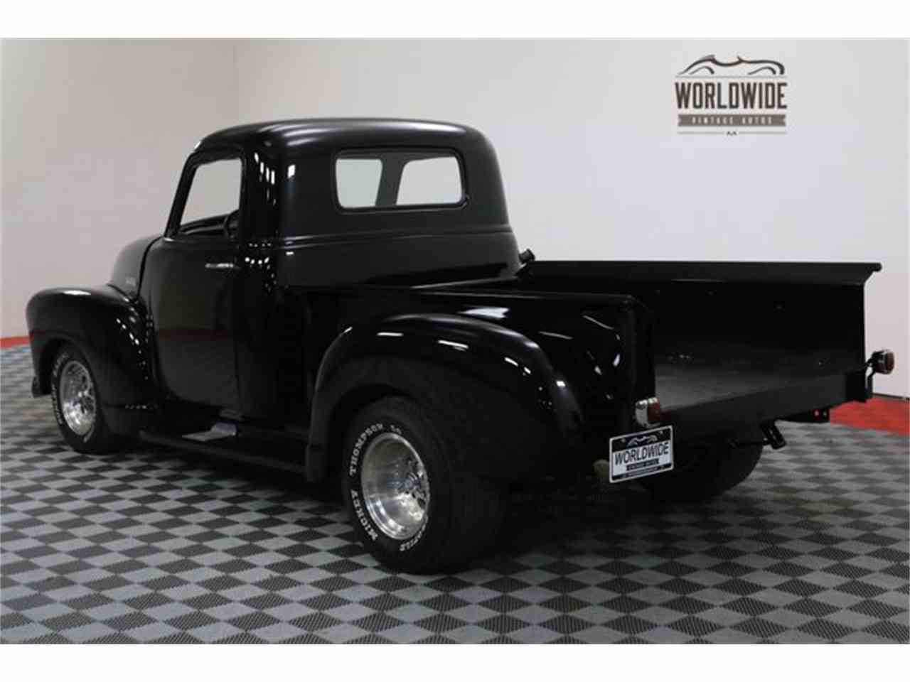 Large Picture of '52 Chevrolet 3100 located in Colorado Offered by Worldwide Vintage Autos - MA73