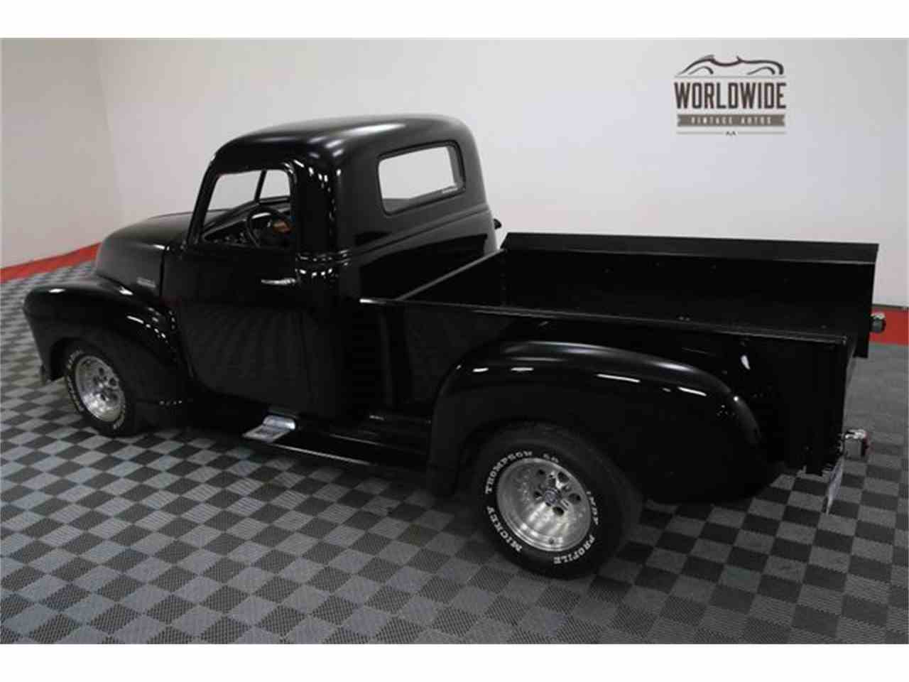 Large Picture of 1952 3100 located in Colorado Offered by Worldwide Vintage Autos - MA73