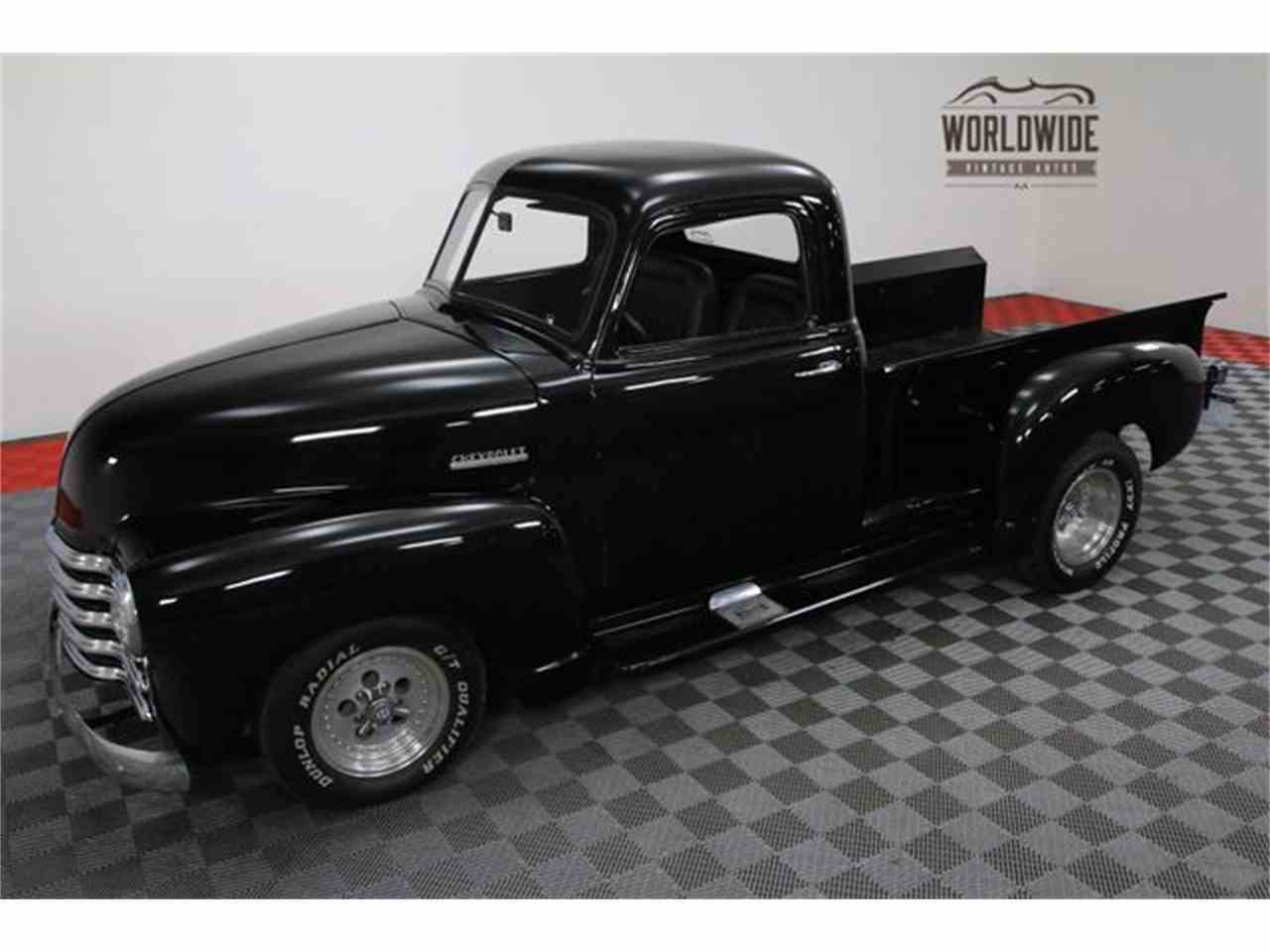 Large Picture of '52 Chevrolet 3100 located in Denver  Colorado Offered by Worldwide Vintage Autos - MA73