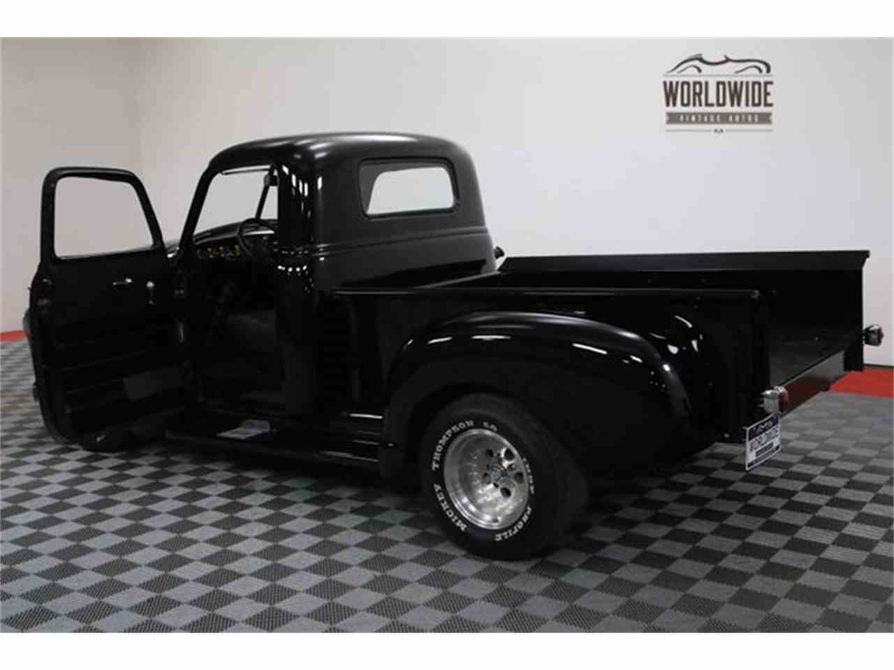 Large Picture of Classic '52 Chevrolet 3100 located in Colorado - MA73