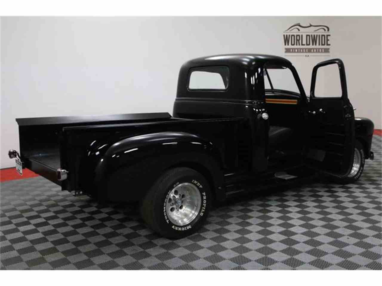 Large Picture of Classic '52 3100 located in Denver  Colorado Offered by Worldwide Vintage Autos - MA73