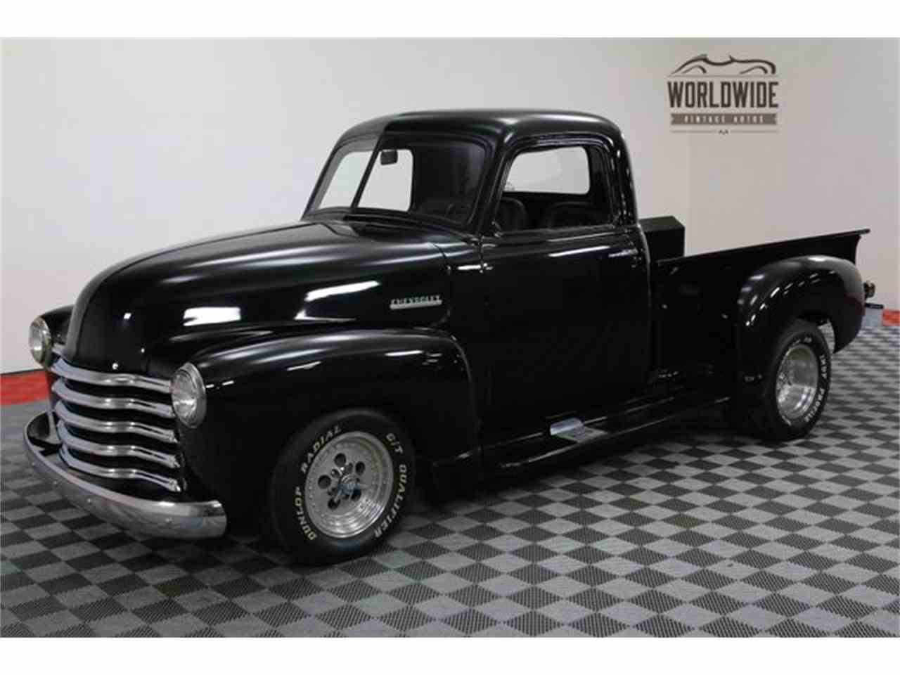 Large Picture of 1952 Chevrolet 3100 - $18,900.00 Offered by Worldwide Vintage Autos - MA73