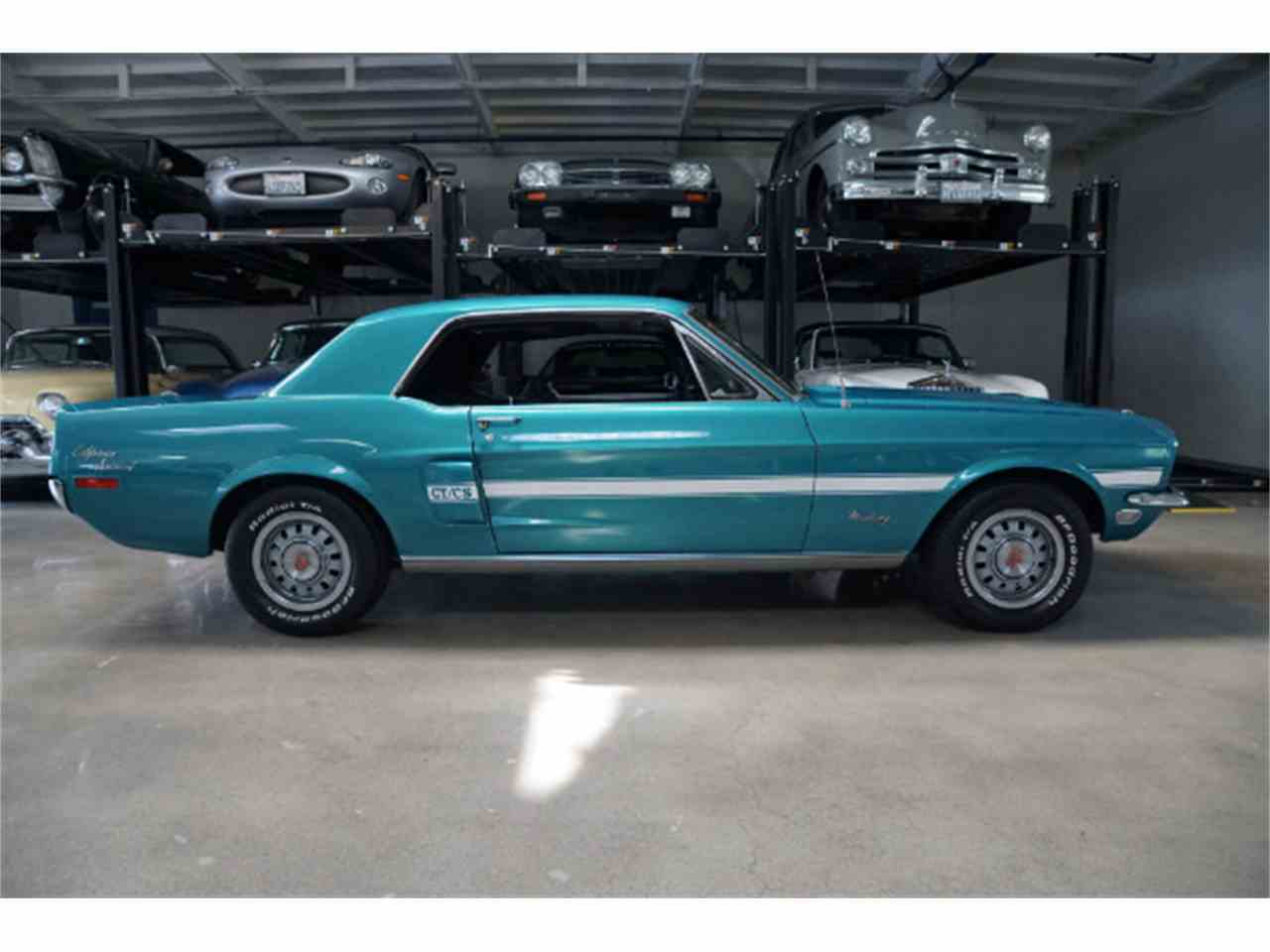 1968 ford mustang gt cs california special for sale cc 1039658. Black Bedroom Furniture Sets. Home Design Ideas