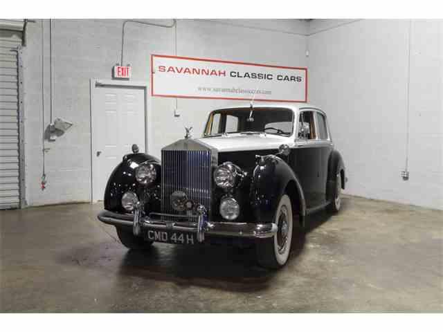 Picture of '54 Silver Dawn - MA7I