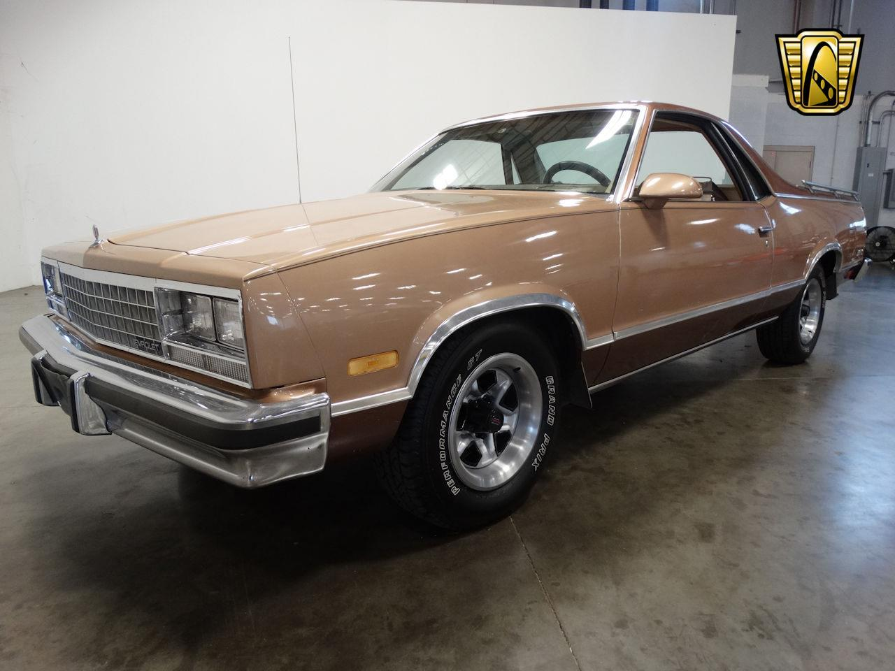Large Picture of '86 El Camino - M2TT