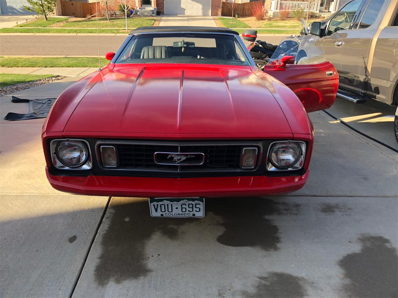 Large Picture of '73 Mustang - MA9I