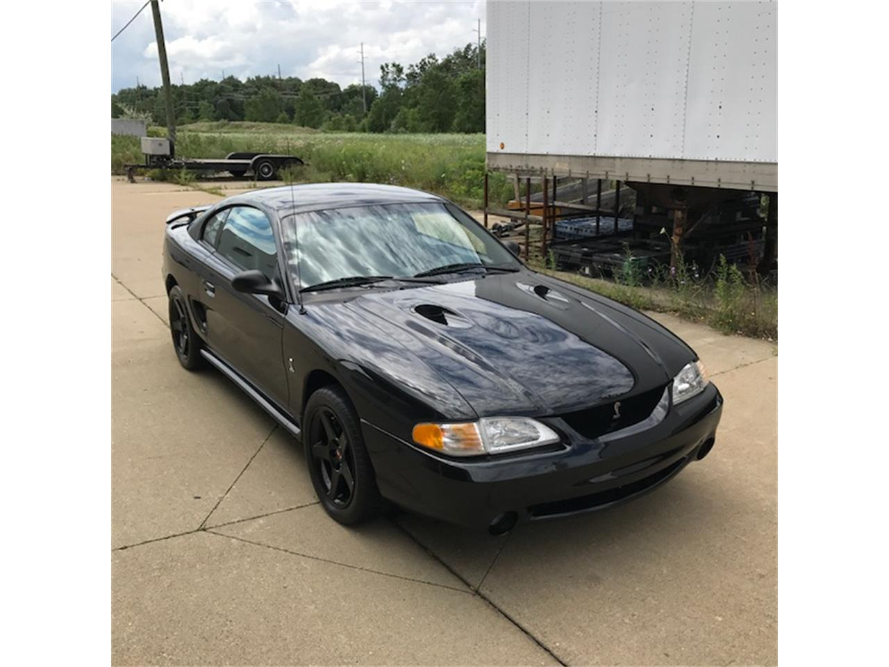 For sale 1996 ford mustang cobra in fort myers macomb mi florida