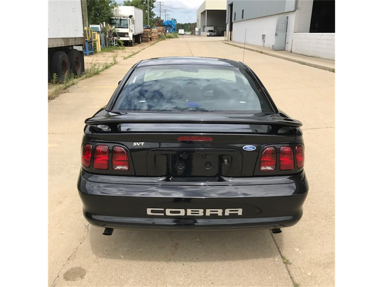 Large Picture of '96 Mustang Cobra - MAA1
