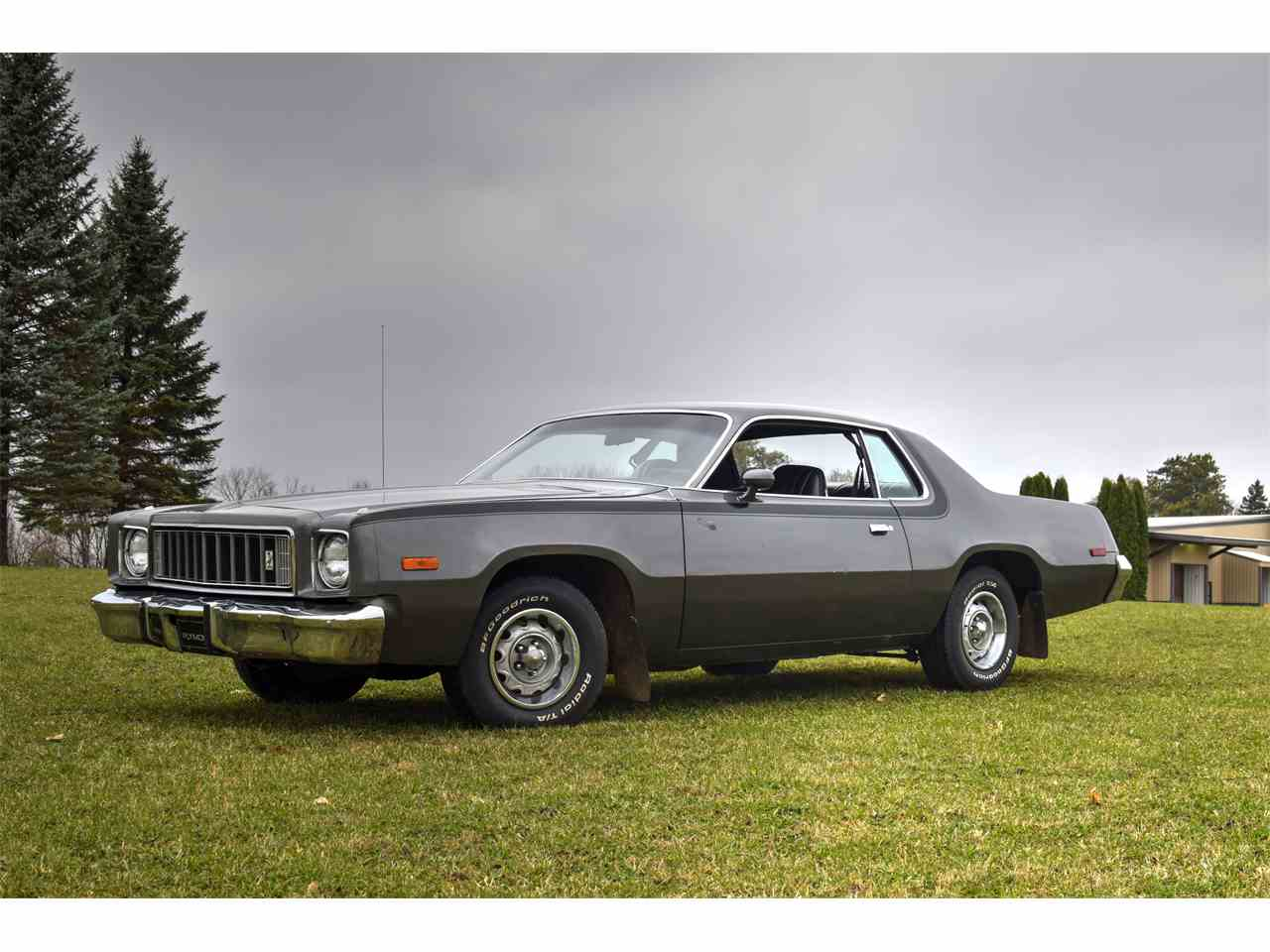 1975 plymouth road runner for sale cc 1039776. Black Bedroom Furniture Sets. Home Design Ideas