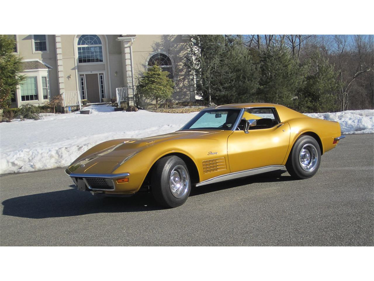 Large Picture of '71 Corvette - MAAU