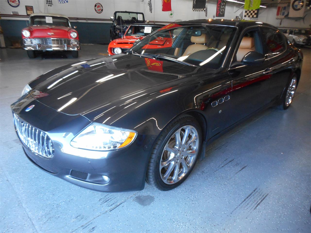 Large Picture of '09 Quattroporte - MAAV