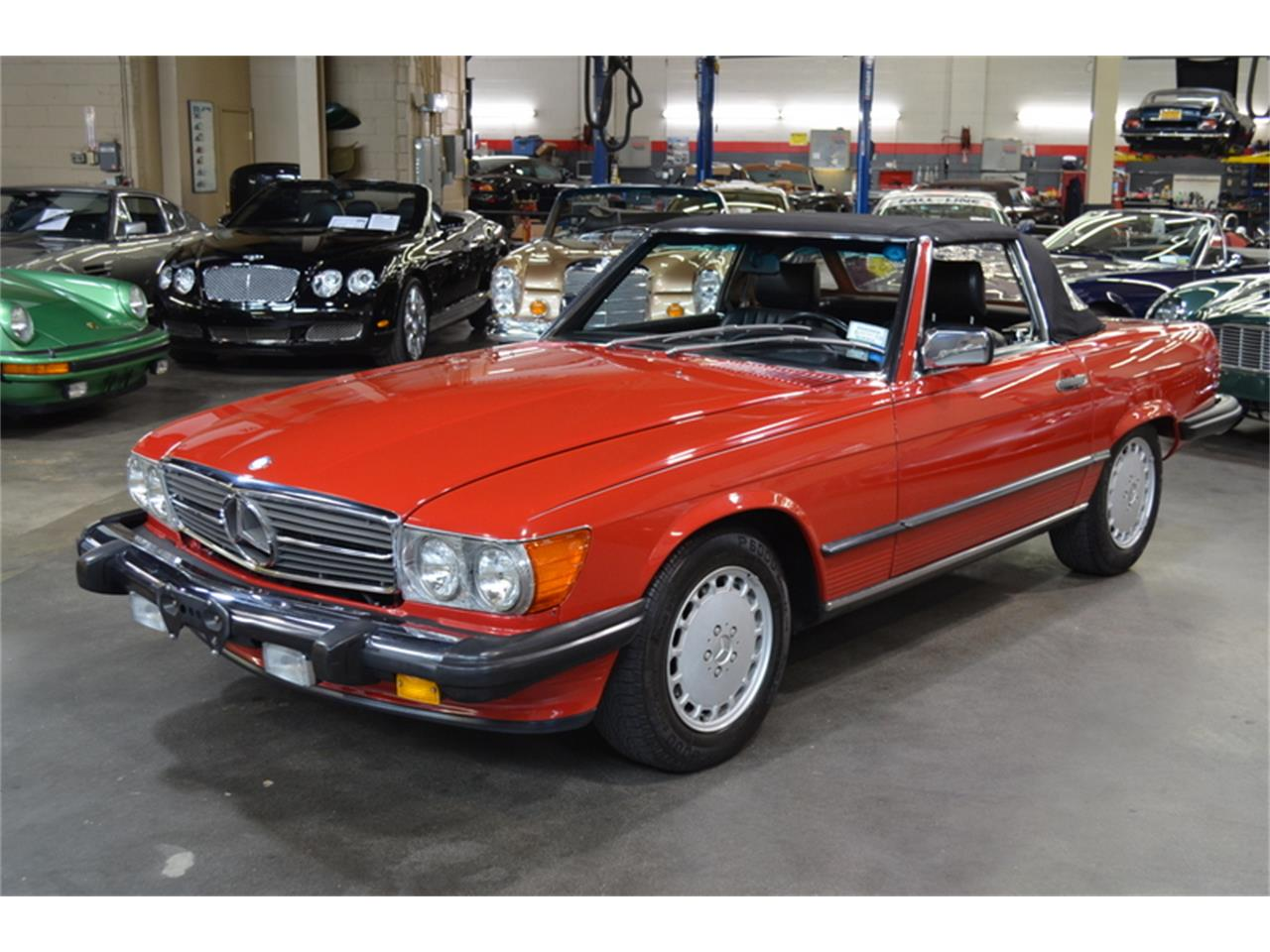 Large Picture of '88 560SL - MAAY