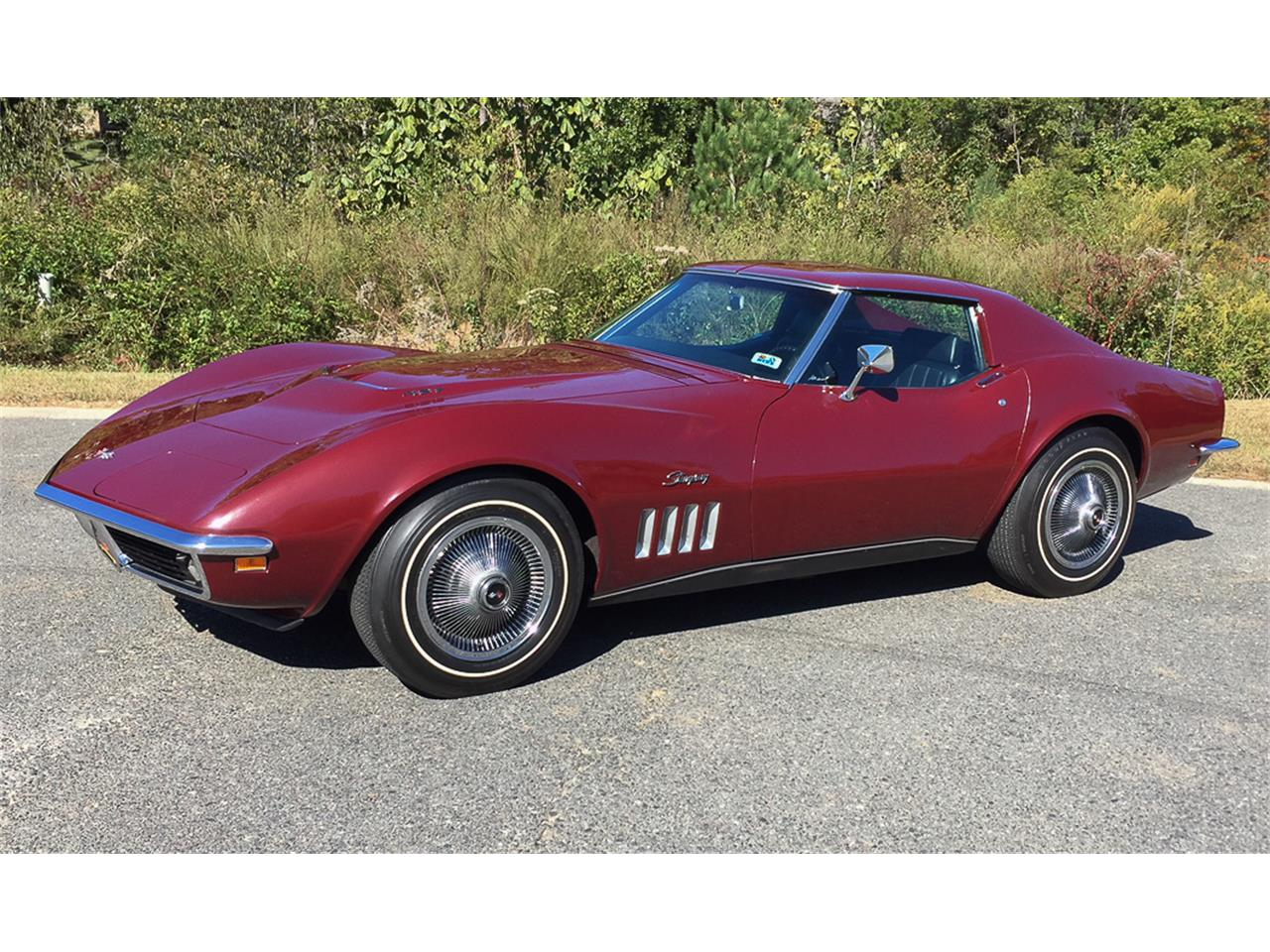 Large Picture of '69 Corvette - MAB3