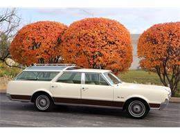 Picture of '67 Oldsmobile Vista Cruiser - $19,900.00 Offered by Midwest Car Exchange - MABL