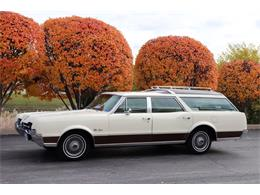 Picture of Classic 1967 Oldsmobile Vista Cruiser Offered by Midwest Car Exchange - MABL