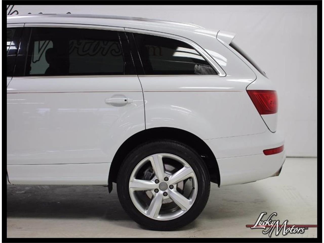 Large Picture of 2013 Q7 located in Elmhurst Illinois - MABR