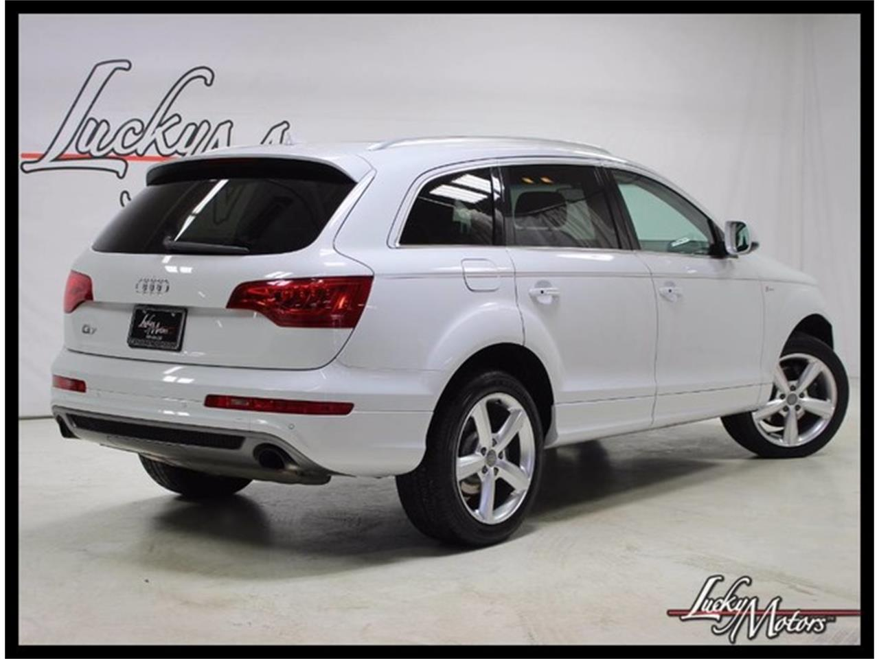 Large Picture of 2013 Audi Q7 Offered by Lucky Motors Of Villa Park - MABR