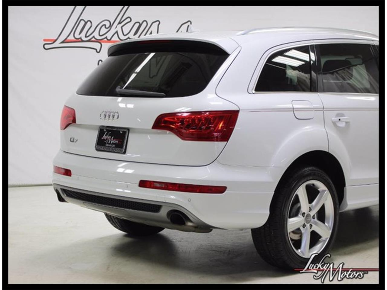 Large Picture of 2013 Audi Q7 - MABR