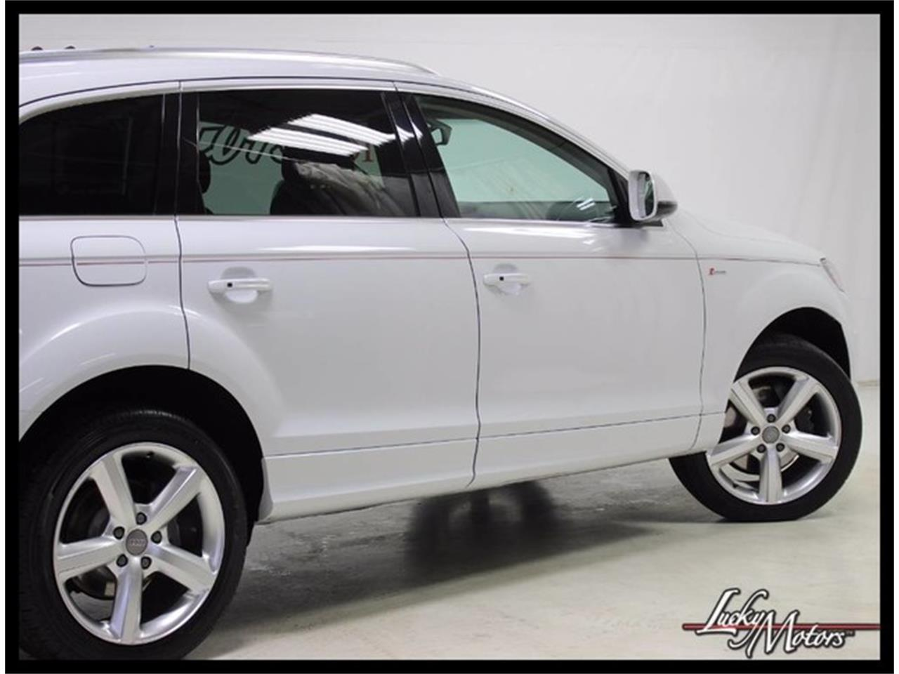Large Picture of 2013 Audi Q7 located in Elmhurst Illinois Offered by Lucky Motors Of Villa Park - MABR
