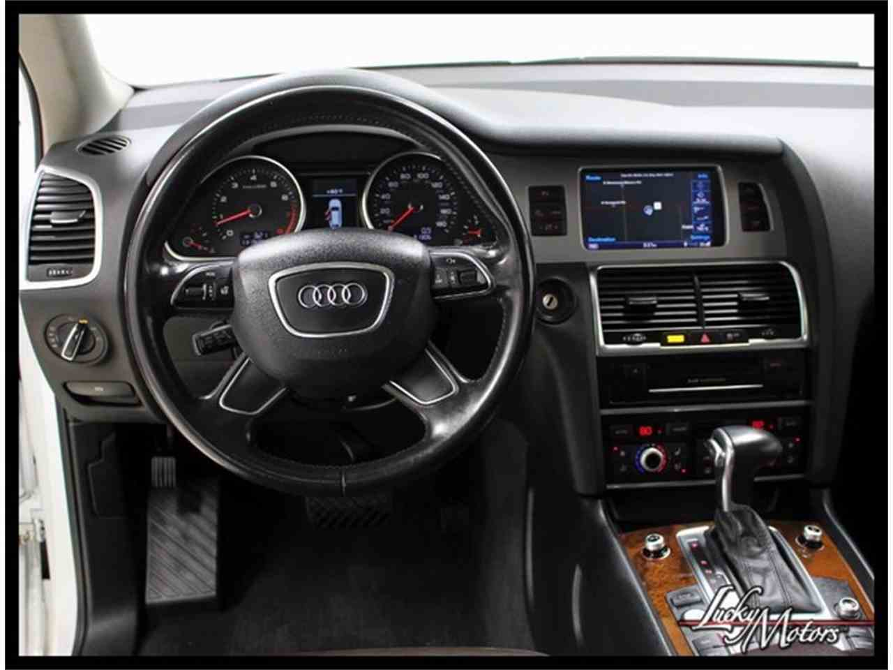 Large Picture of '13 Q7 - MABR