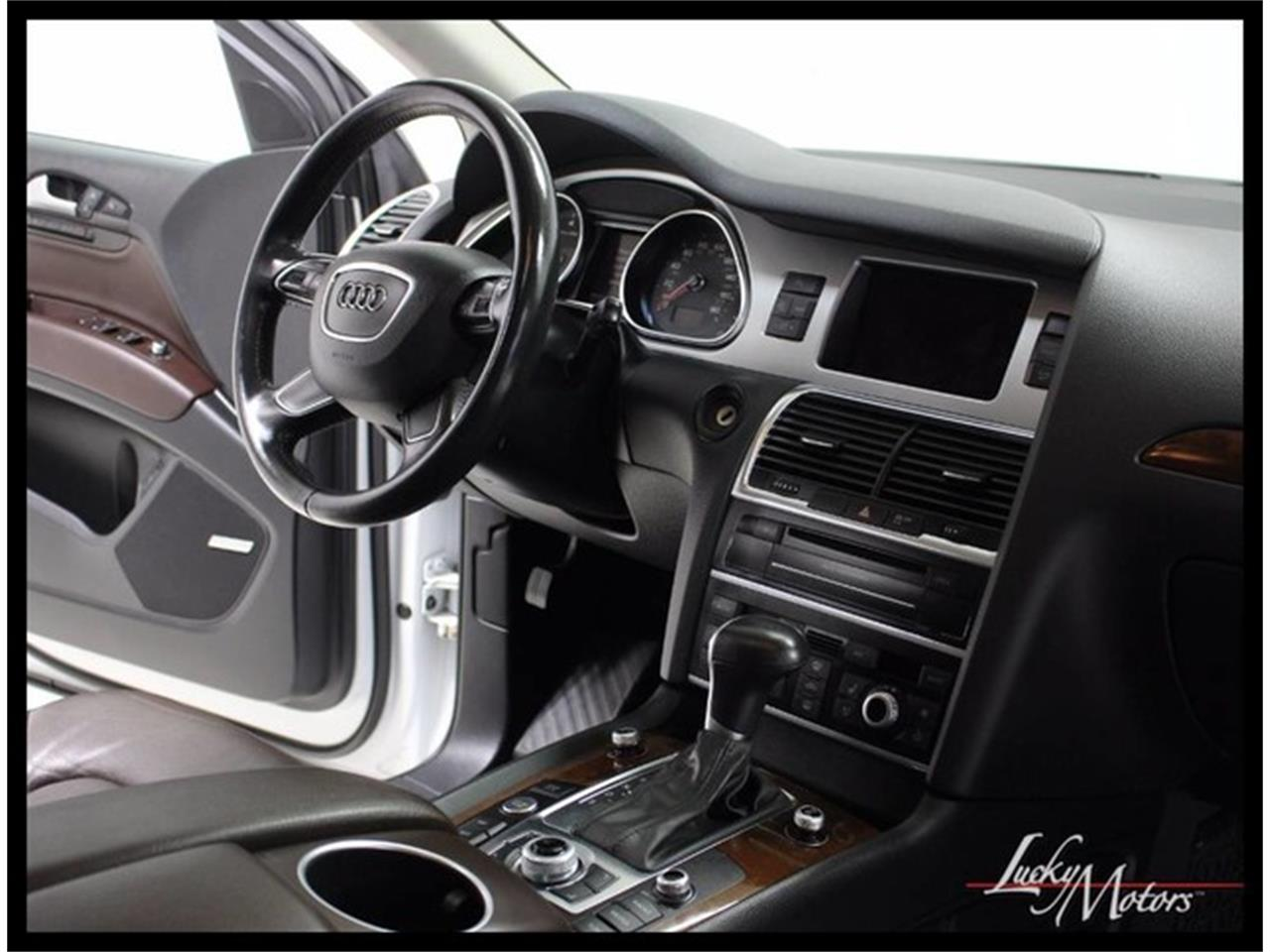 Large Picture of '13 Q7 - $34,980.00 - MABR