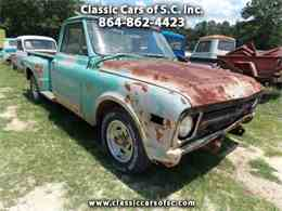 Picture of 1968 Chevrolet C10 Offered by Classic Cars of South Carolina - MABS