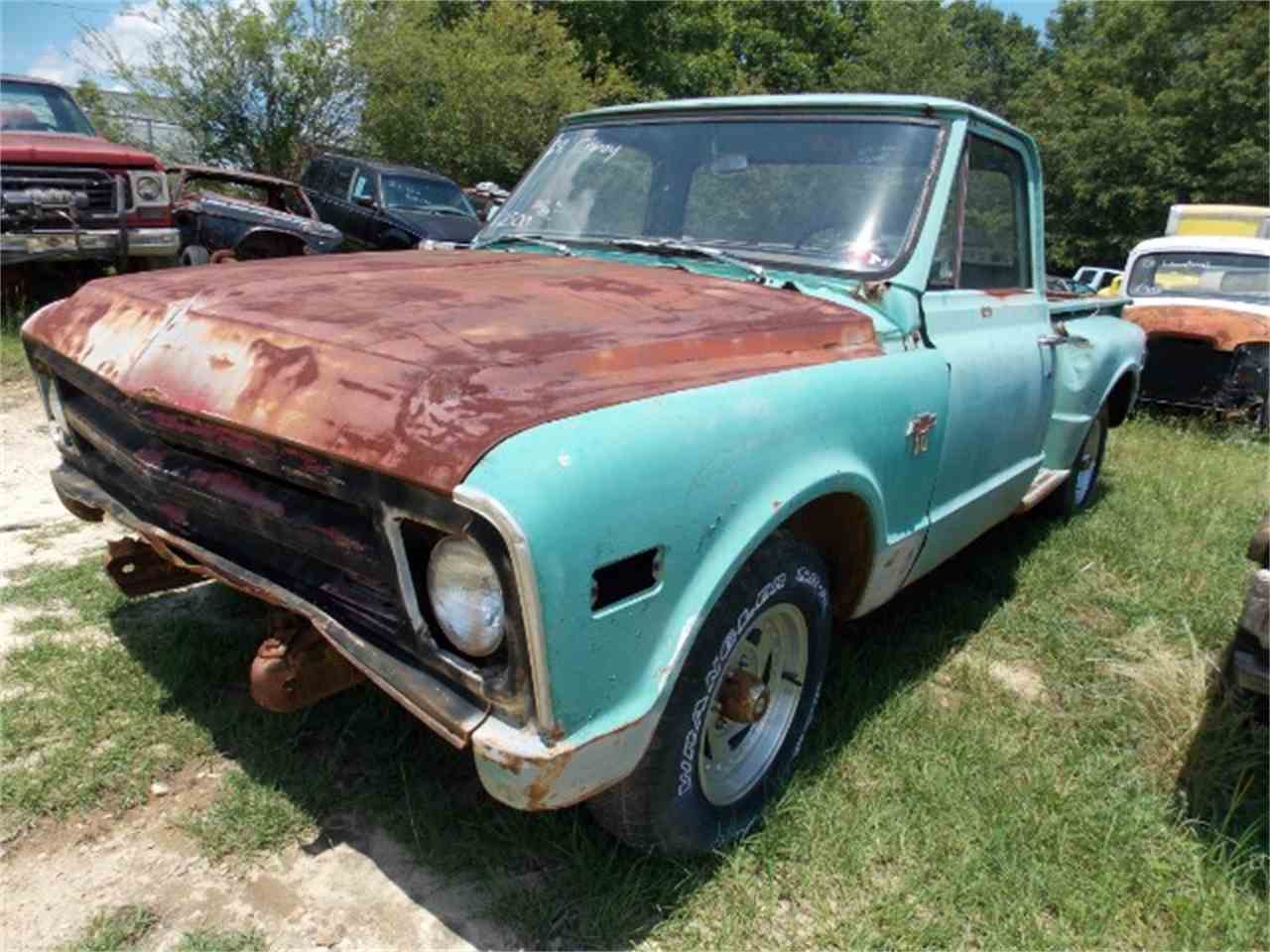 Large Picture of Classic 1968 Chevrolet C10 located in Gray Court South Carolina - MABS