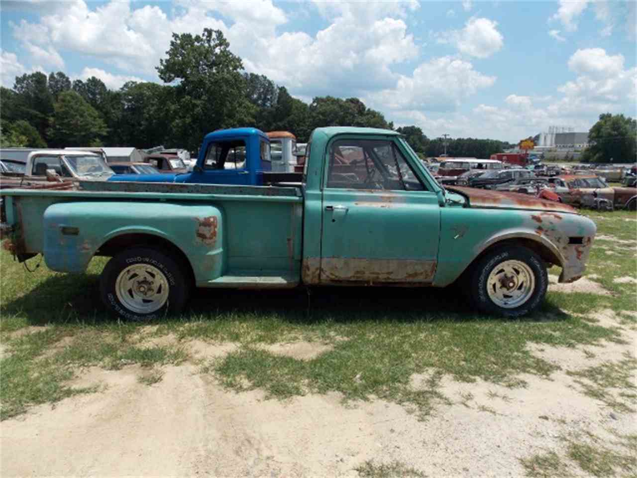 Large Picture of '68 Chevrolet C10 - MABS