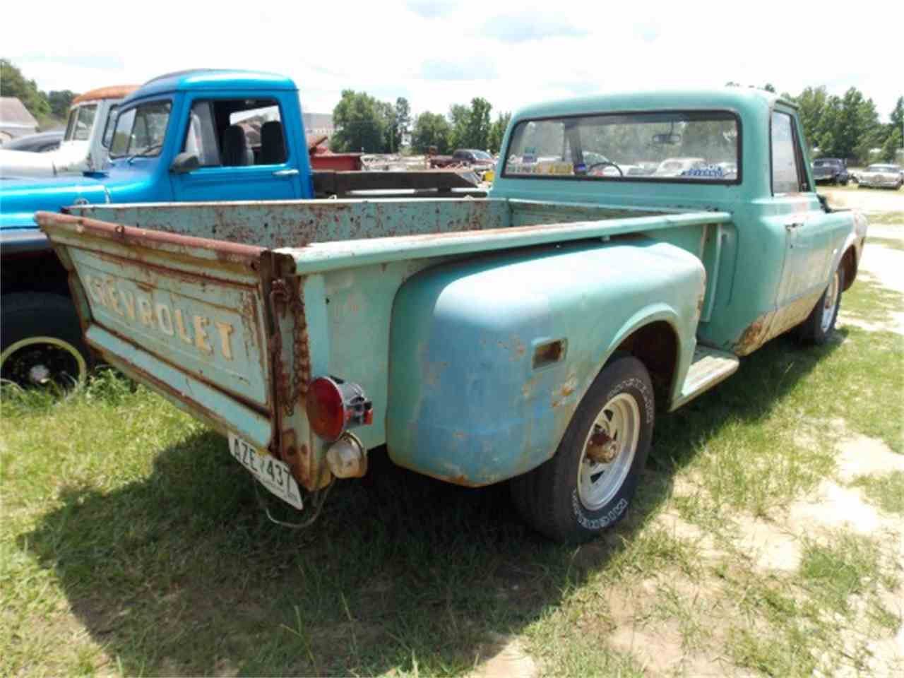 Large Picture of Classic '68 Chevrolet C10 - $2,500.00 Offered by Classic Cars of South Carolina - MABS