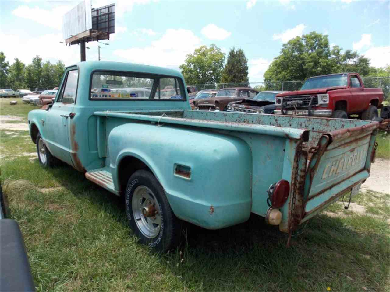 Large Picture of Classic '68 C10 Offered by Classic Cars of South Carolina - MABS