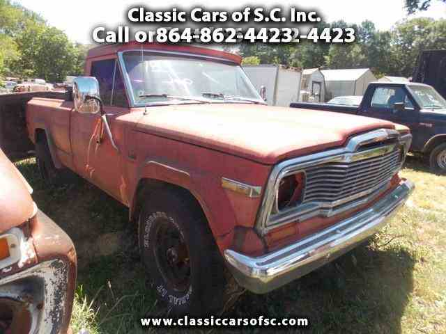Picture of '79 Pickup located in Gray Court South Carolina Offered by Classic Cars of South Carolina - MABU
