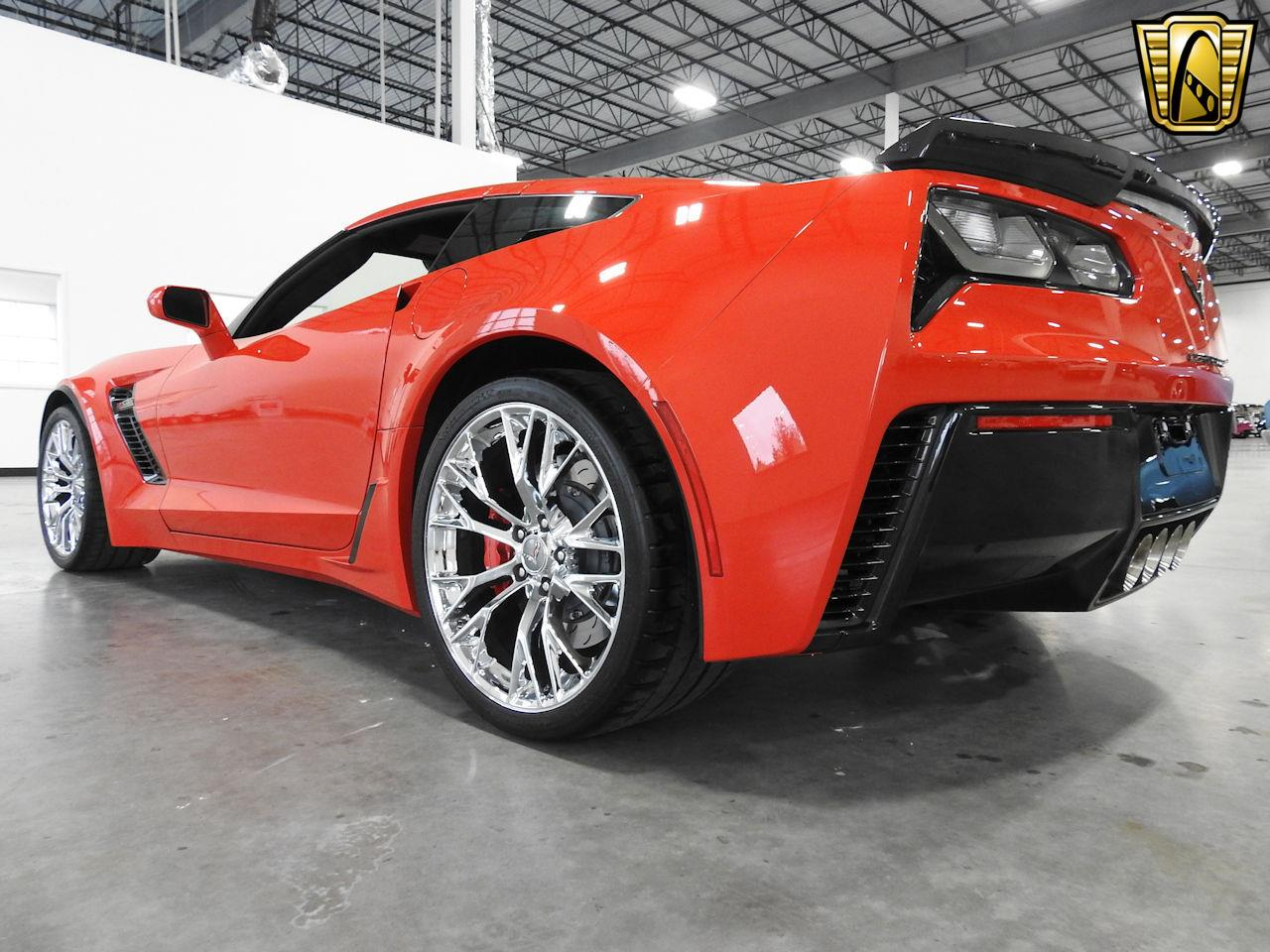 Large Picture of '15 Corvette located in Kenosha Wisconsin - MAC7
