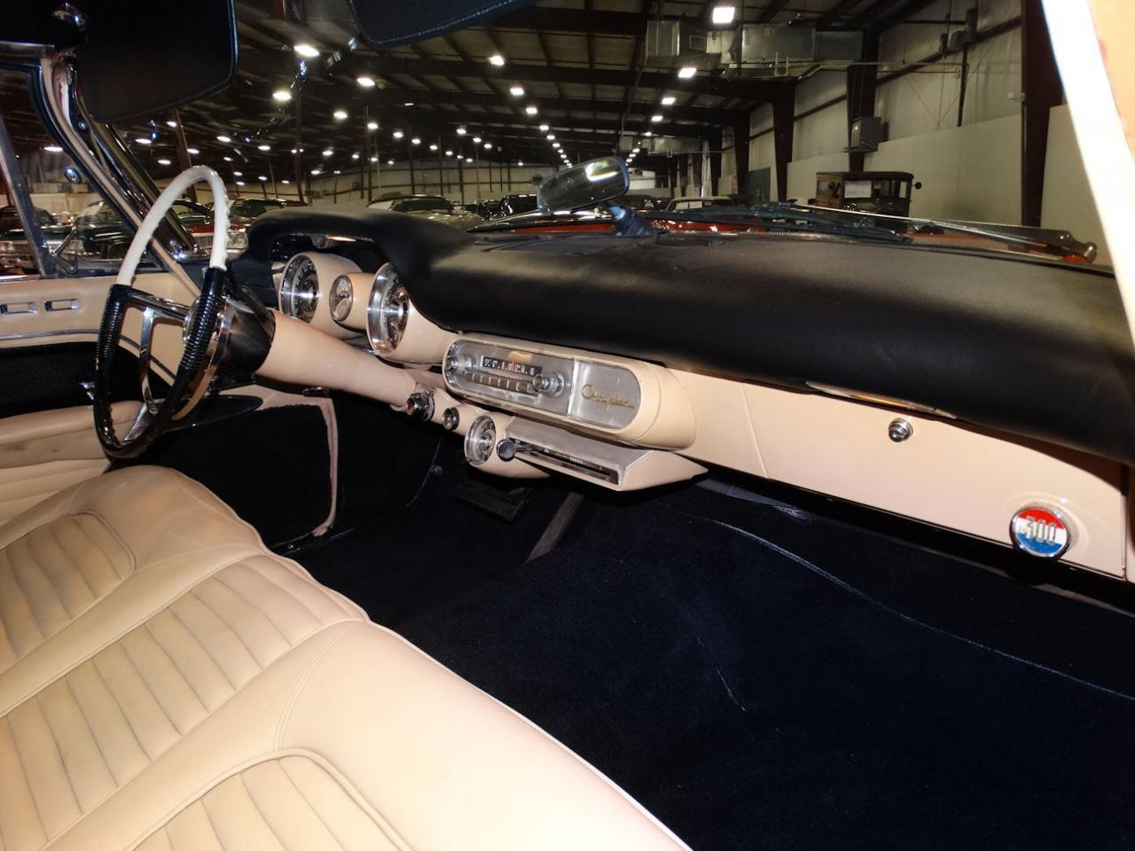 Large Picture of '57 Chrysler 300 located in Memphis Indiana Offered by Gateway Classic Cars - Louisville - MACC