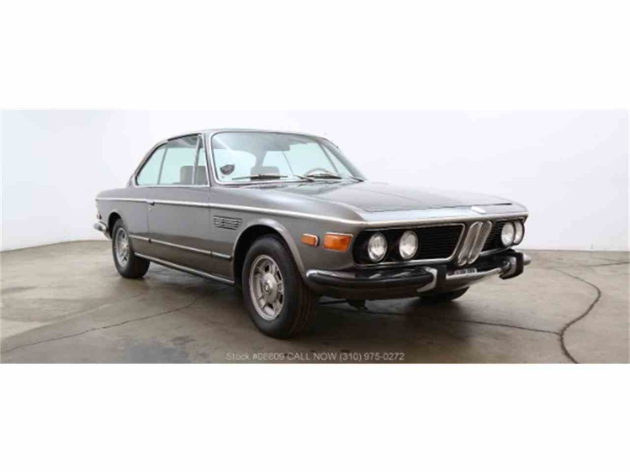 Large Picture of Classic '70 BMW 2800CS Offered by Beverly Hills Car Club - MACE