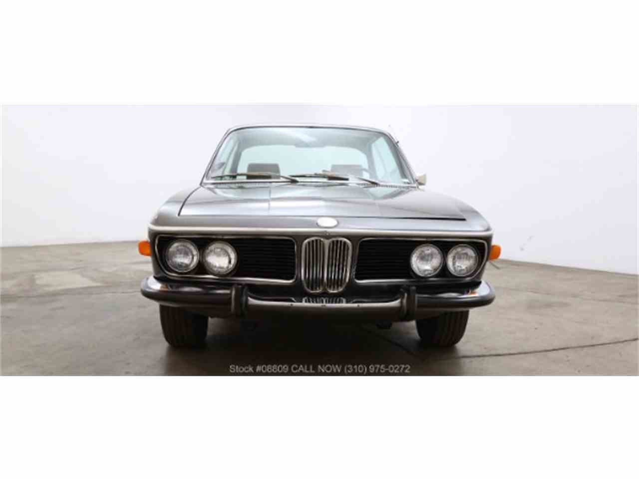 Large Picture of Classic 1970 BMW 2800CS - $24,750.00 - MACE