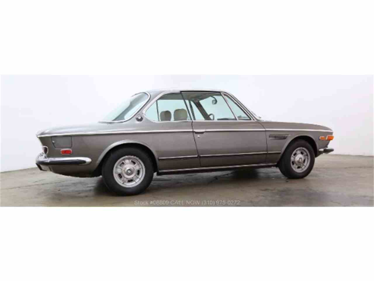 Large Picture of 1970 BMW 2800CS located in Beverly Hills California - $24,750.00 - MACE
