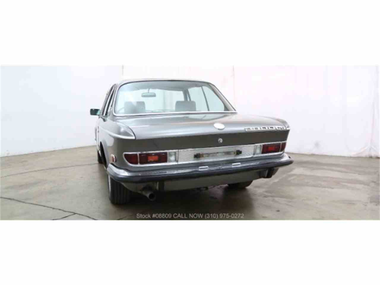 Large Picture of 1970 BMW 2800CS located in California Offered by Beverly Hills Car Club - MACE