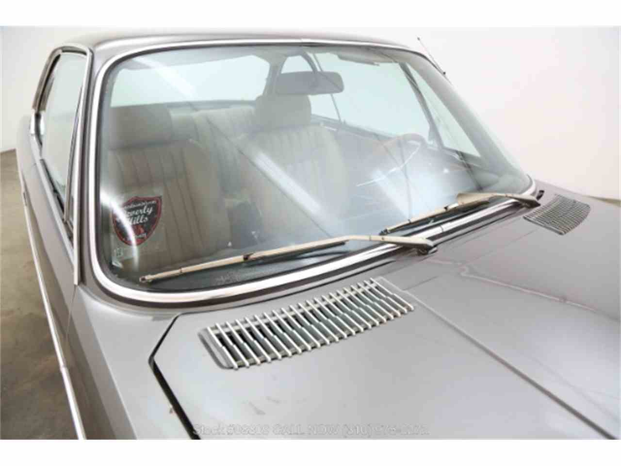 Large Picture of '70 BMW 2800CS located in Beverly Hills California - MACE