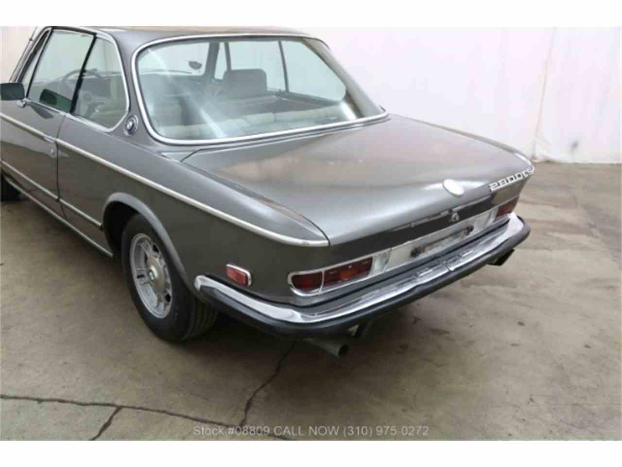 Large Picture of '70 BMW 2800CS - $24,750.00 Offered by Beverly Hills Car Club - MACE